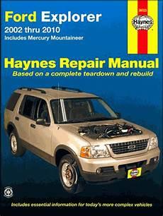 read online 2002 2005 ford explorer service repair workshop manual download ford explorer mercury mountaineer repair manual 2002 2010 haynes