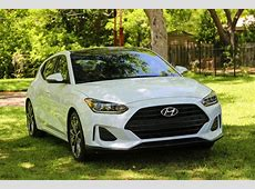 2019 Hyundai Veloster Turbo R Spec and Ultimate First