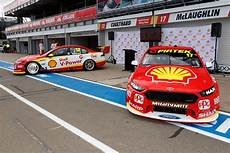 Shell V Power Racing - shell v power racing takes pride in new home supercars