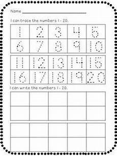 decimal worksheets 7160 number tracing and writing freebie math writing kindergarten math numbers preschool