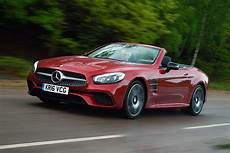 Mercedes Sl 500 2016 Review Auto Express