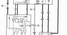 1991 toyota mr2 electrical wiring diagram wiring diagram