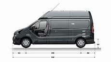 Renault Trafic Height Edition Photo Specs