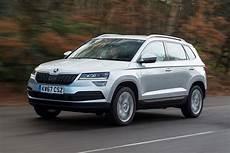 Skoda Karoq - skoda karoq review auto express