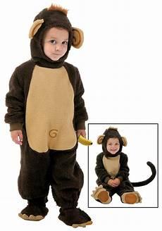 toddler funny monkey costume