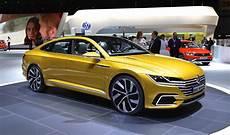 Vw Previews New Design Language Next Cc With Sport Coupe