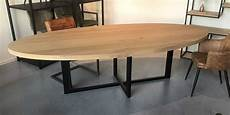 grande table ovale en ch 234 ne porquerolles pieds w for
