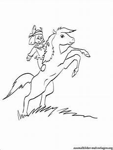 Yakari Pferd Ausmalbilder Ausmalbilder Yakari Kostenlos