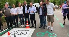 Verkehr Baden Württemberg - erster radschnellweg in baden w 252 rttemberg freigegeben