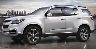 Chevrolets All New TrailBlazer SUV Debuts EDIT  Might