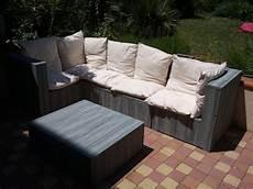 Salon De Jardin En Palette Avec Plan Jardin Piscine Et