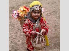 Little girl in Kashmiri Dress   Good morning, Good morning
