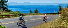 West Side Cycling by 6 Day Cing Biking Trip Through The San Juan Islands