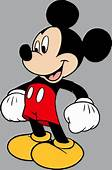 Mickey Mouse Cartoon Images  Free Download On ClipArtMag