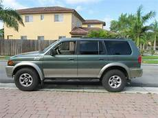 how things work cars 1998 mitsubishi montero sport user handbook sell used mitsubishi montero sport 1998 in homestead florida united states for us 2 800 00