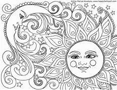 mandala coloring pages play 17918 mandala sun and moon coloring play free coloring