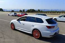 seat st fr tuning 2015 seat st cupra review autoevolution
