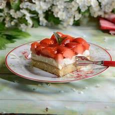 erdbeer schmand kuchen erdbeer schmand kuchen rezepte wochenblatt f 252 r