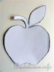 Malvorlage Apfel Din A4 Mosaik Apfel Kunstwerk E