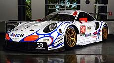 Porsche Revives The 90s With Another Retro Racing Livery
