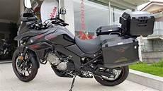 2019 Suzuki V Strom 650 Travel Pack Black Edition
