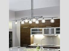 Mantra Lighting Loop 8 Light Kitchen Island Pendant