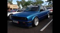bmw e30 3 series in matte blue by azbmwcrew youtube