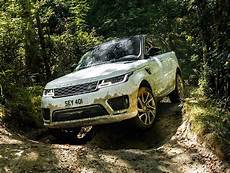 2020 land rover range rover sport in hybrid road test