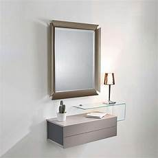 mobili con cassetti due mobile ingresso con 2 cassetti specchio e mensola