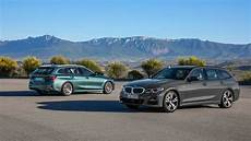 New Bmw 3 Series Touring To Get 330e Phev In 2020
