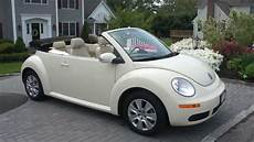 2009 vw new beetle convertible for sale only 4000