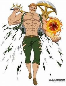 Escanor Wallpaper Iphone by Escanor Seven Deadly Sins Wallpapers 4k Ultra Hd For