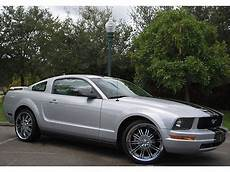 accident recorder 2006 ford mustang user handbook find used 2006 mustang 4 0l v6 5 speed manual trans 20 quot chrome wheels no reserve in
