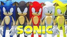all sonic forms in grand theft auto youtube