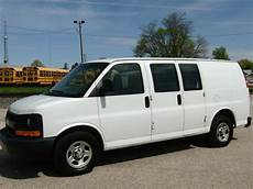 auto air conditioning repair 2006 chevrolet express 1500 engine control sell used 2006 chevy 4x4 awd 1500 cargo van loaded with all power options in macomb illinois