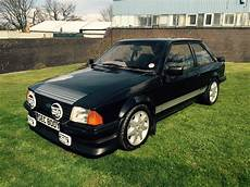 1983 ford rs1600i classic car auctions