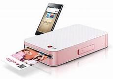 Lg S Pocket Photo Android Based Portable Printer