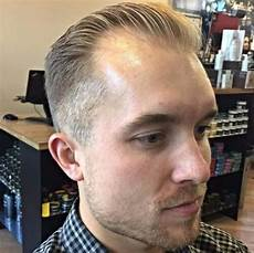 50 very useful hairstyles for men with receding hairlines men hairstylist