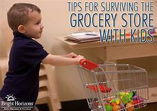 Tips For Surviving The Grocery Store With
