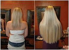 Great Hair Extensions By Amaryllis Before After