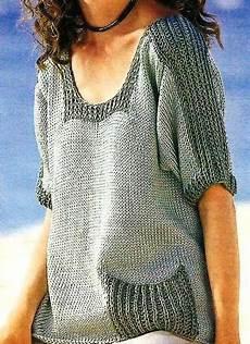 pulli in gr 252 nt 246 nen pullover stricken sommer stricken
