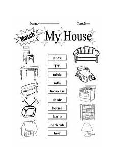 places in the house worksheets 15999 my house esl worksheet by h123
