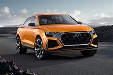 2017 Audi Q8 2018 Audi Q4 Added To Production Lines Wheels