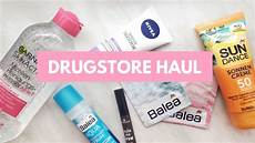Cosmetics Germany - german drugstore haul 2017 dm haul impressions