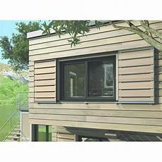 volet coulissant bois prix volet coulissant en lames de bois et cadre aluminium