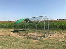 galline da cortile recinto da giardino per animali domestici e da cortile 6x3
