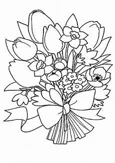 Blumen Bilder Malvorlagen Blumen 24 Kostenlose Ausmalbilder Ausmalbilder Muster