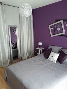 d 233 coration violet chambre parentale5 chambre parentale