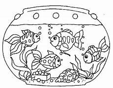 Ausmalbilder Fische Aquarium Aquarium Coloring Pages Coloringpages1001