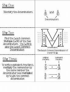 estimation worksheets 8245 fraction attraction pack least common denominator and equivalent fractions fractions math